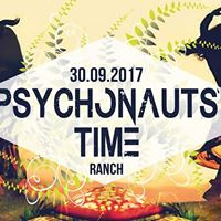 Psychonauts Time - Psytrance Party