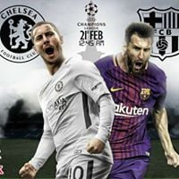 Lahore Screening Chelsea vs Barcelona