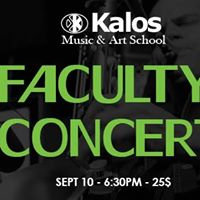 Kalos Faculty Concert