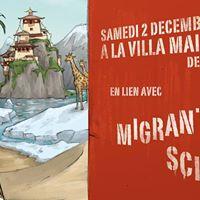 En lien avec Migrantscne  la Villa Mais dIci