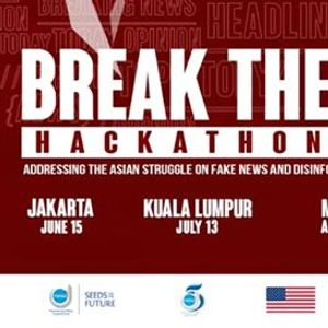 Break the Fake Hackathon 2019 - Jakarta