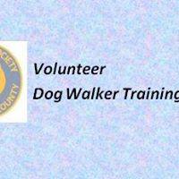 Dog Walker Training - March 18