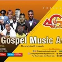 LiveStream Arise Gospel Music Awards 2018 Live 2018  Full Show