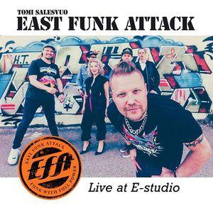 Funk Show - Tomi Salesvuo East Funk Attack (FIN)