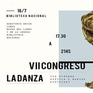 VII Congreso de Historia de la Danza y Msica rabe