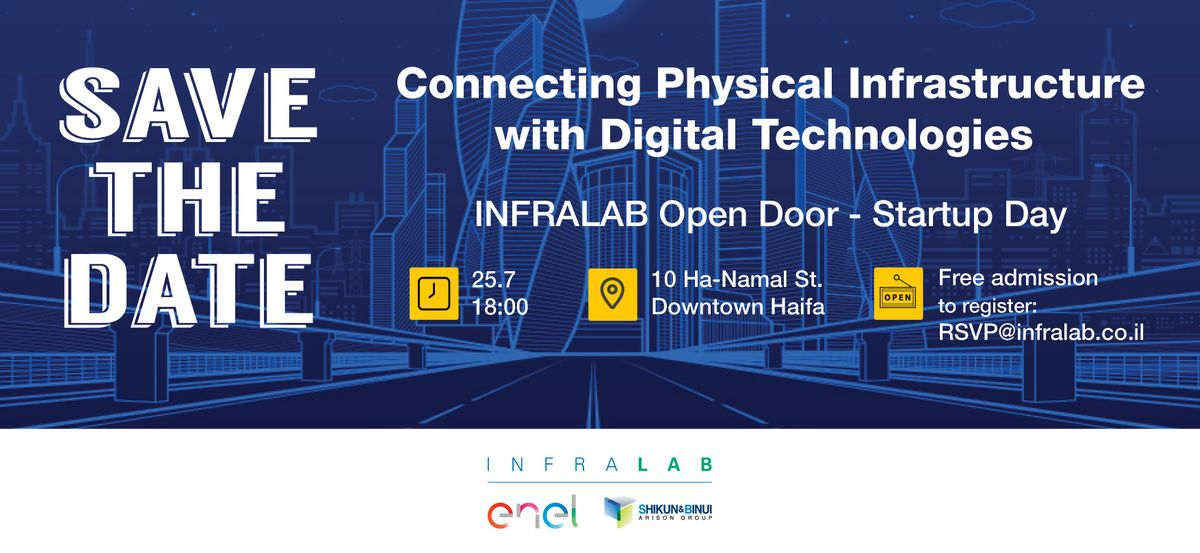 the Future of Connecting Physical Infrastructure with Digital Technologies