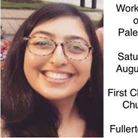 Workshop on Palestine