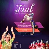 Taal.. the rhythm of dance.