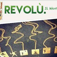 Workshop Intensivo di Artigianato E Riciclo Con RevoL Art