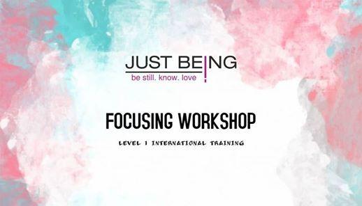 Focusing Workshop Level 1 Training