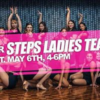 Audition for Steps Ladies Teams