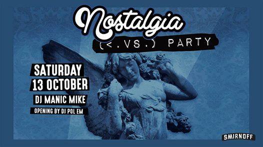 Nostalgia Versus Party (90s & 00s) 2
