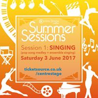 Centre Stage Summer Sessions Singing
