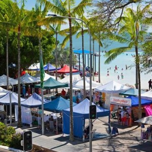 Cairns Esplanade Markets