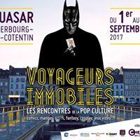 Voyageurs Immobiles &gt Les rencontres de la pop culture