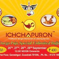 Durga Puja Special Buffet