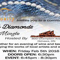 Their Opportunitys Denim &amp Diamonds Event