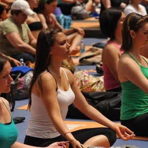 Dublin Yoga and Vegan Festival
