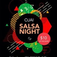 Ojai Salsa Night