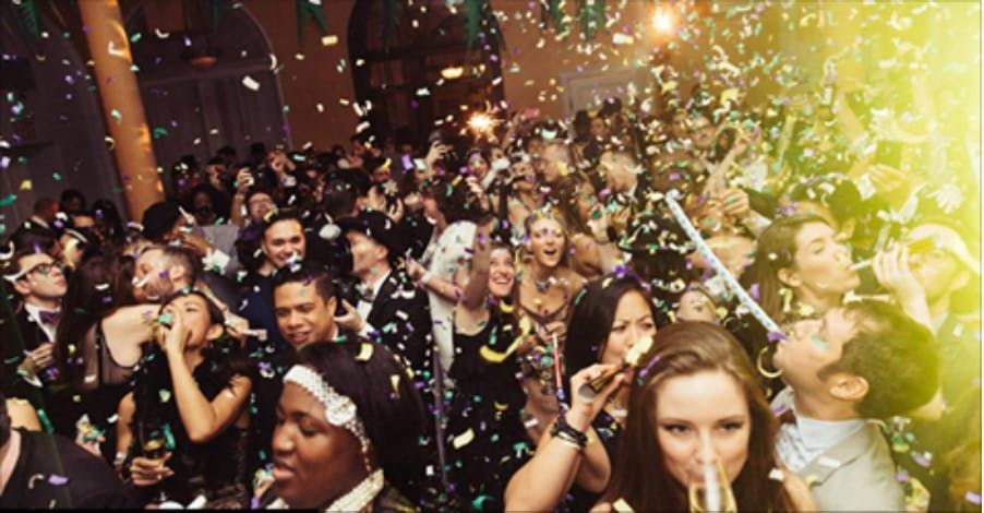 Austins Hottest New Years Eve Party At The Belmont (20s 30s 40s)