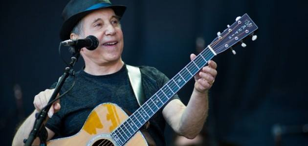 paul simon oracle arena