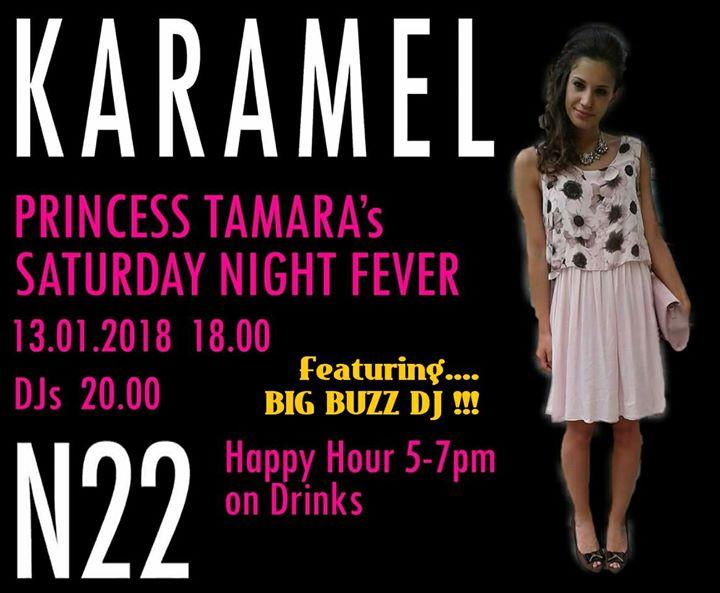 Princess Tamara s Saturday Night Fever