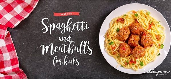 Spaghetti & Meatballs KIDS Class with Tablespoon Cooking Co.