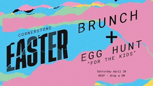 Easter Brunch + Egg Hunt on the Farm at 3512 Kentucky Trl