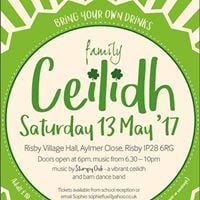 Risby Primary PTA Ceilidh