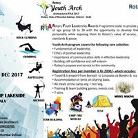 Rotary YouthArch Ryla