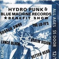 Hydro X Blue Machine A Bronx Benefit Show