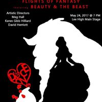 AYB Showcase featuring Beauty and the Beast
