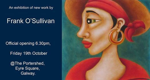 Exhibition of new work by Frank O Sullivan