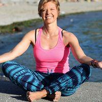Stress relief yoga with Dilyana