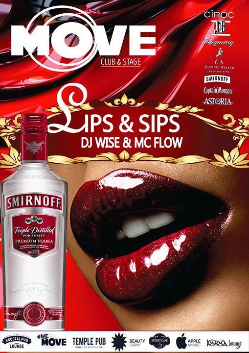 Lips & Sips