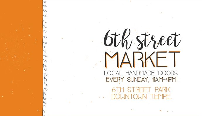 6th Street Holiday Market