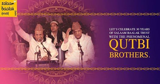 Salaam Baalak Trust Presents An Evening With Qutbi Brothers