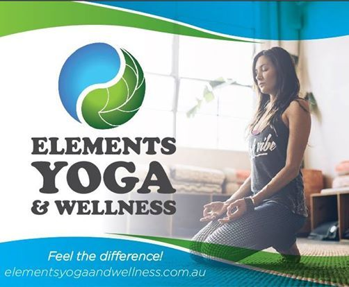 Elements Yoga and Wellness Opening Day