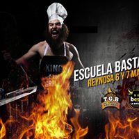 Curso de asado - The Grilling Bastar - Reynosa