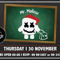 Closing Student Party - Mr.Mellow Edition -
