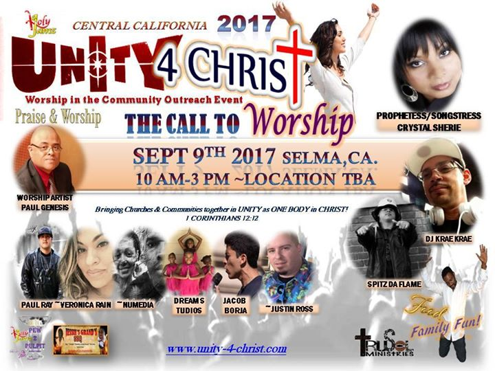 Unity 4 Christ Community Outreach