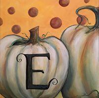 Fall Pumpkin Class