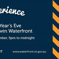 NYE at the Darwin Waterfront - Dean Ray