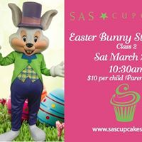 Easter Bunny Story Time Class 2 (SOLD OUT)