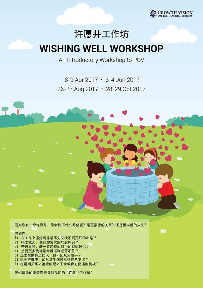 Wishing Well Workshop