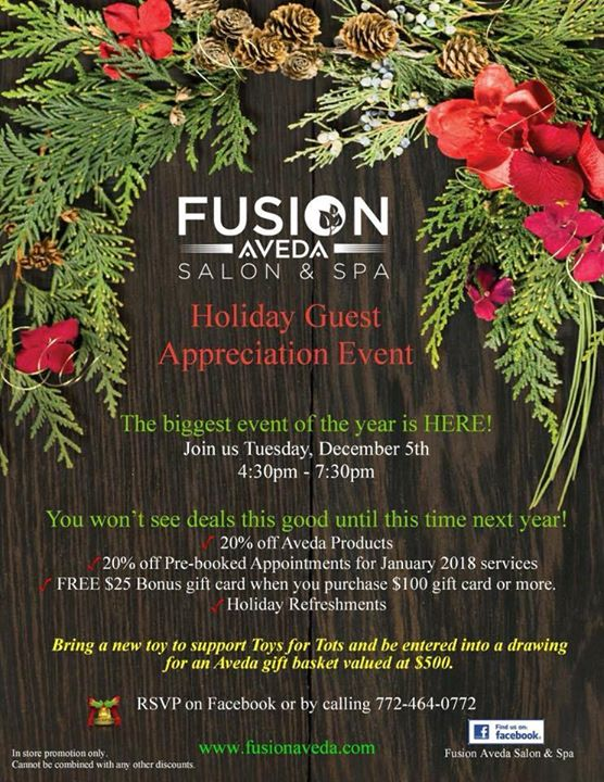 Holiday Guest Event!