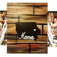 Chrome Horse Saloon - Cork N Canvas Iowa