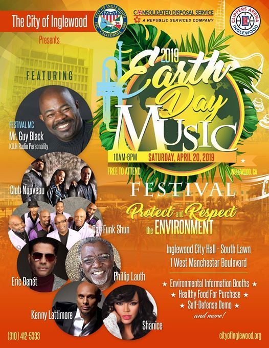 Inglewood Earth Day Music Festival