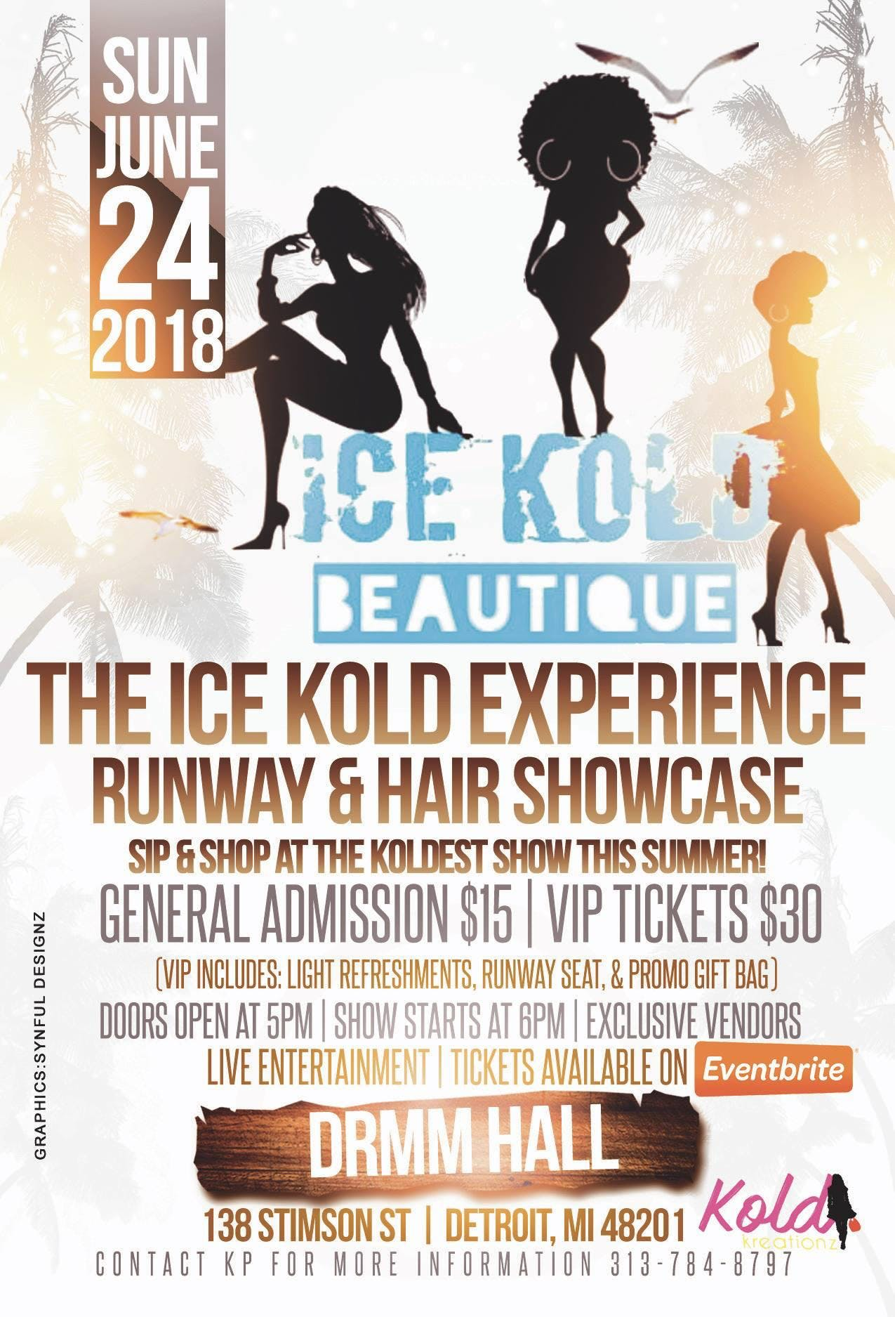 The Ice KOLD Experience