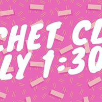 Beginners and Improvers Crochet at Stitched Up